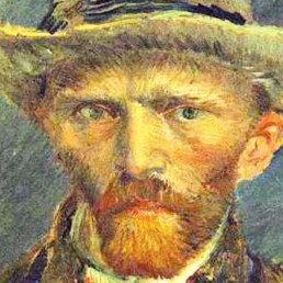 Vincent van Gogh The Selfied